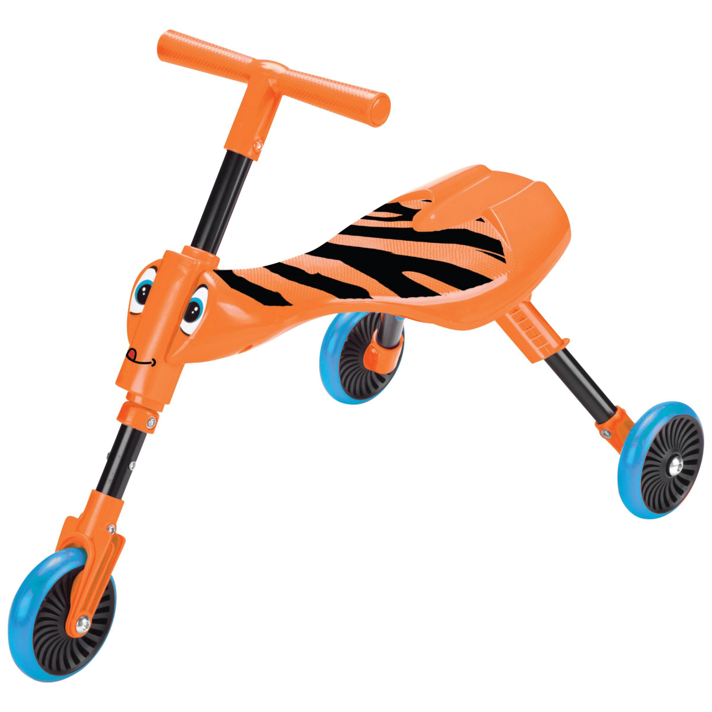 Mookie Toys Mookie Scuttlebug Tiger Trike
