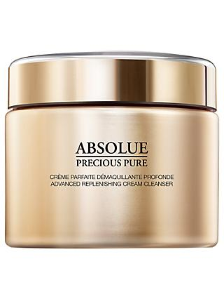 Lancôme Absolue Precious Pure Advanced Replenishing Cream Cleanser, 200ml