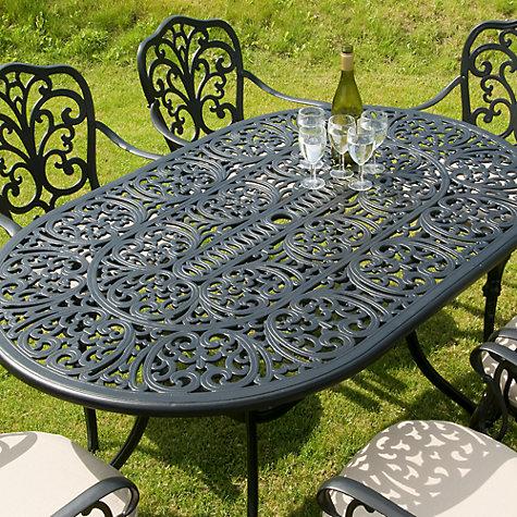 Buy Suntime Sussex Aluminium 6 Seater Dining Set Online at johnlewis com. Buy Suntime Sussex Aluminium 6 Seater Dining Set   John Lewis