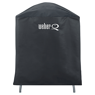Weber® Premium Cover Q®1000 & Q®2000 BBQ Series w/stand or Portable Cart Review thumbnail
