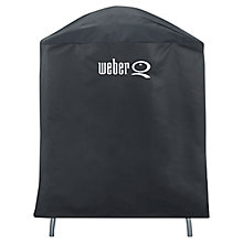 Buy Weber® Premium Cover Q®1000 & Q®2000 BBQ Series w/stand or Portable Cart Online at johnlewis.com