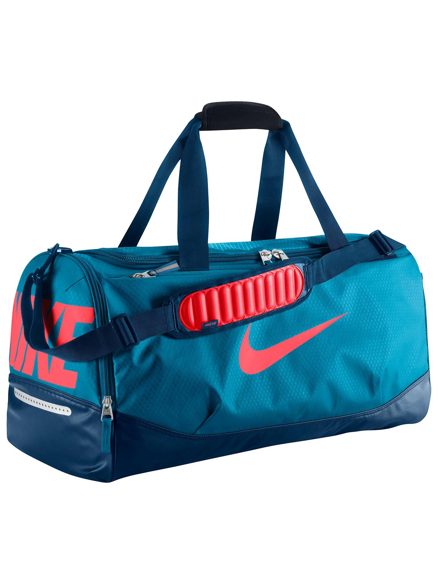Nike Team Training Max Air Medium Duffel Bag at John Lewis   Partners 855d4f849