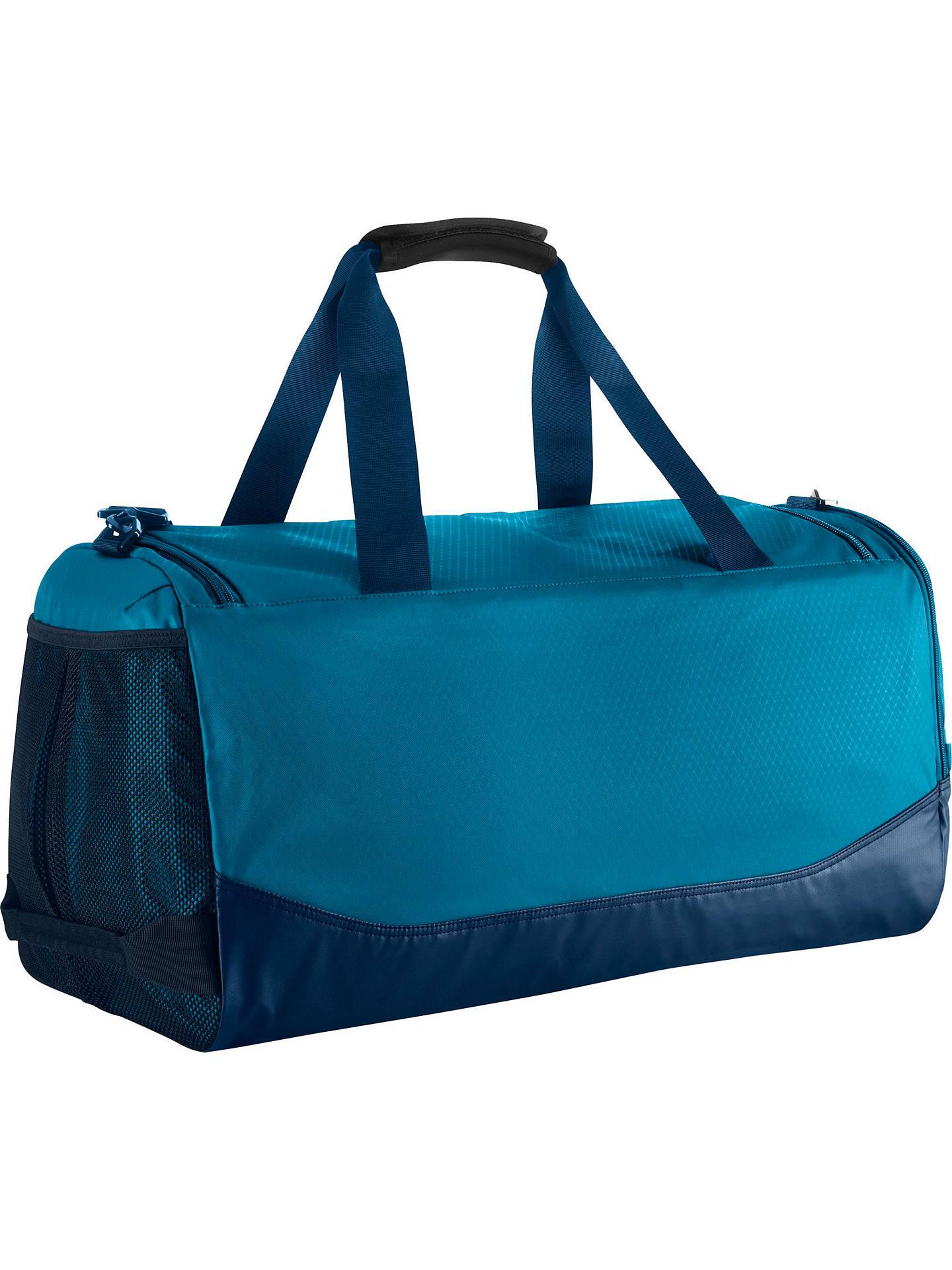 Nike Team Training Max Air Medium Duffel Bag at John Lewis   Partners e9ab06b8969ca