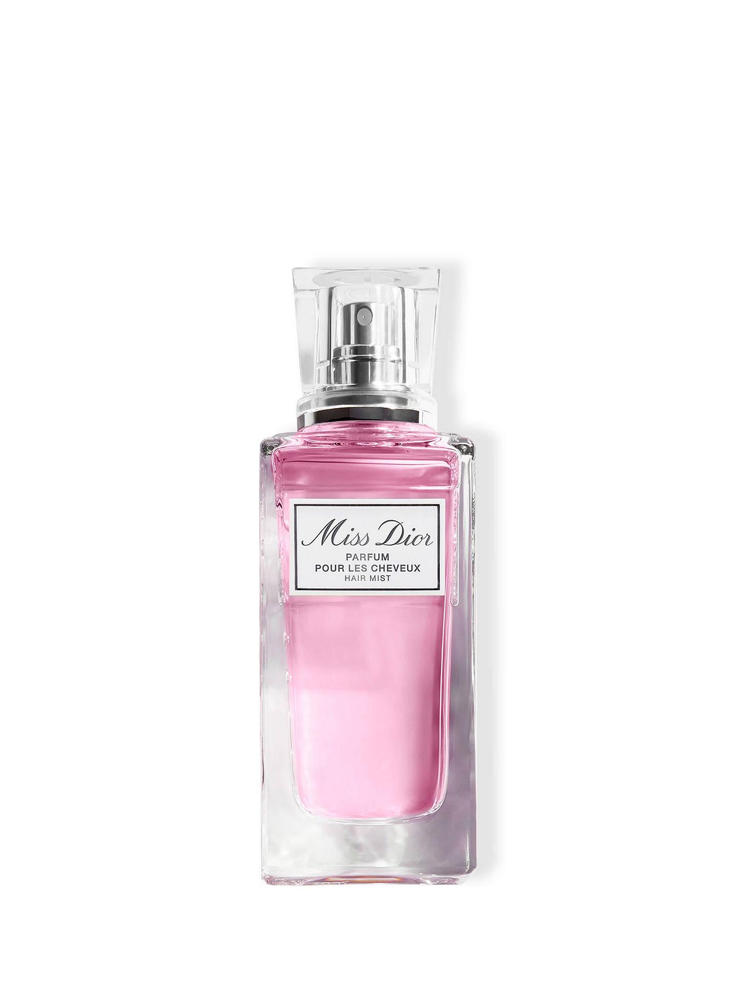 Dior Miss Dior Hair Mist 30ml At John Lewis Partners