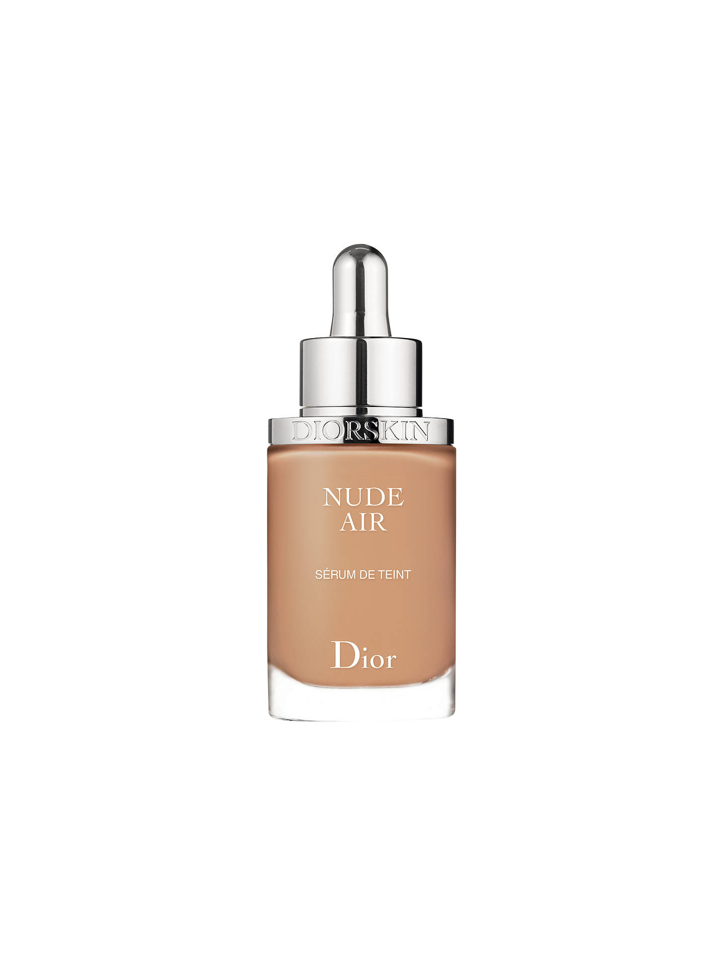 BuyDior Diorskin Nude Air Fluid Foundation, 040 Honey Beige Online at johnlewis.com
