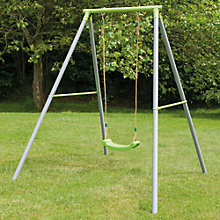 Buy TP Toys TP521 Single Metal Swing Set Online at johnlewis.com