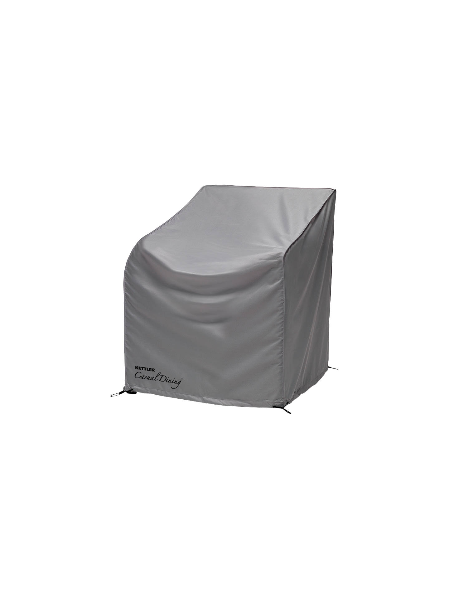 Buy KETTLER Madrid Outdoor Armchair Cover Online at johnlewis.com