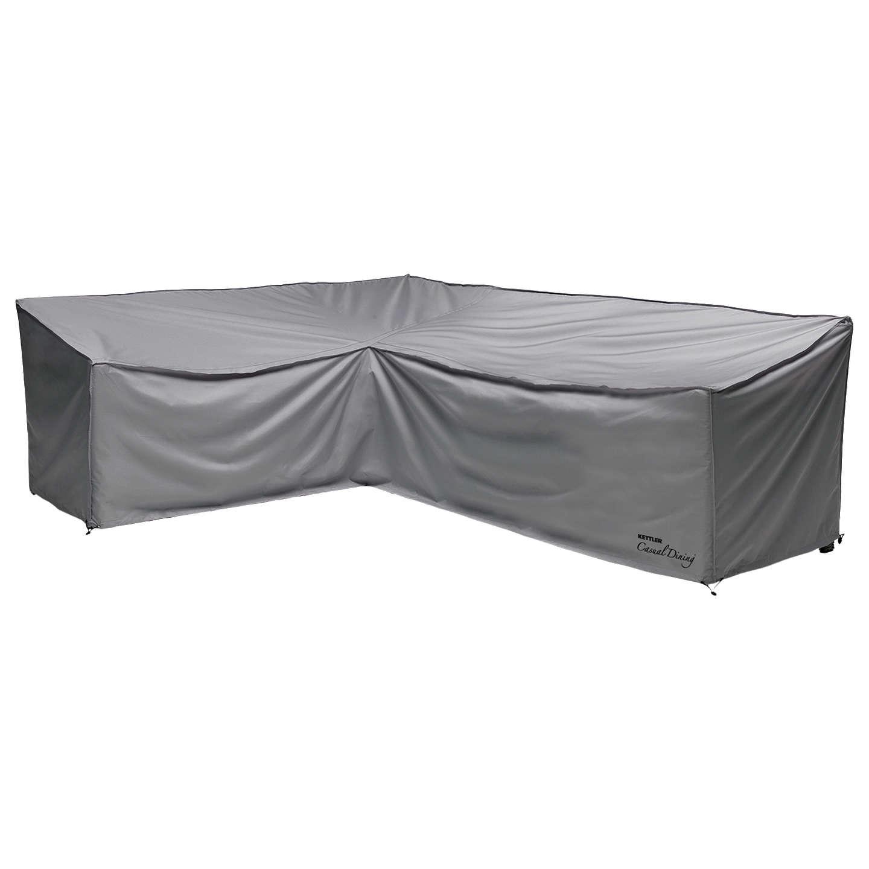 Outdoor corner sofa cover home the honoroak for Patio furniture covers john lewis