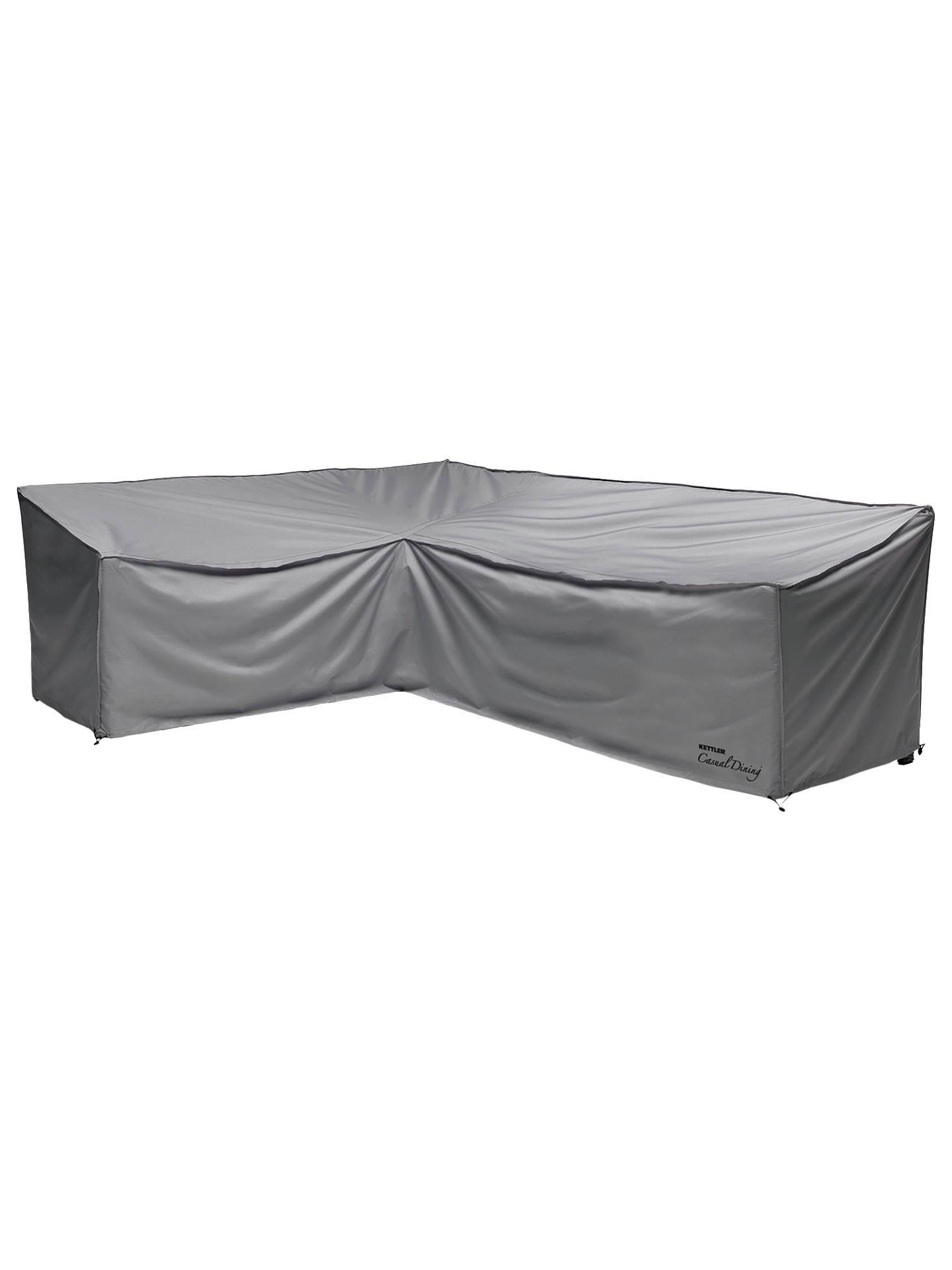 Outdoor Corner Sofa Cover Deep Seating Waterproof Patio