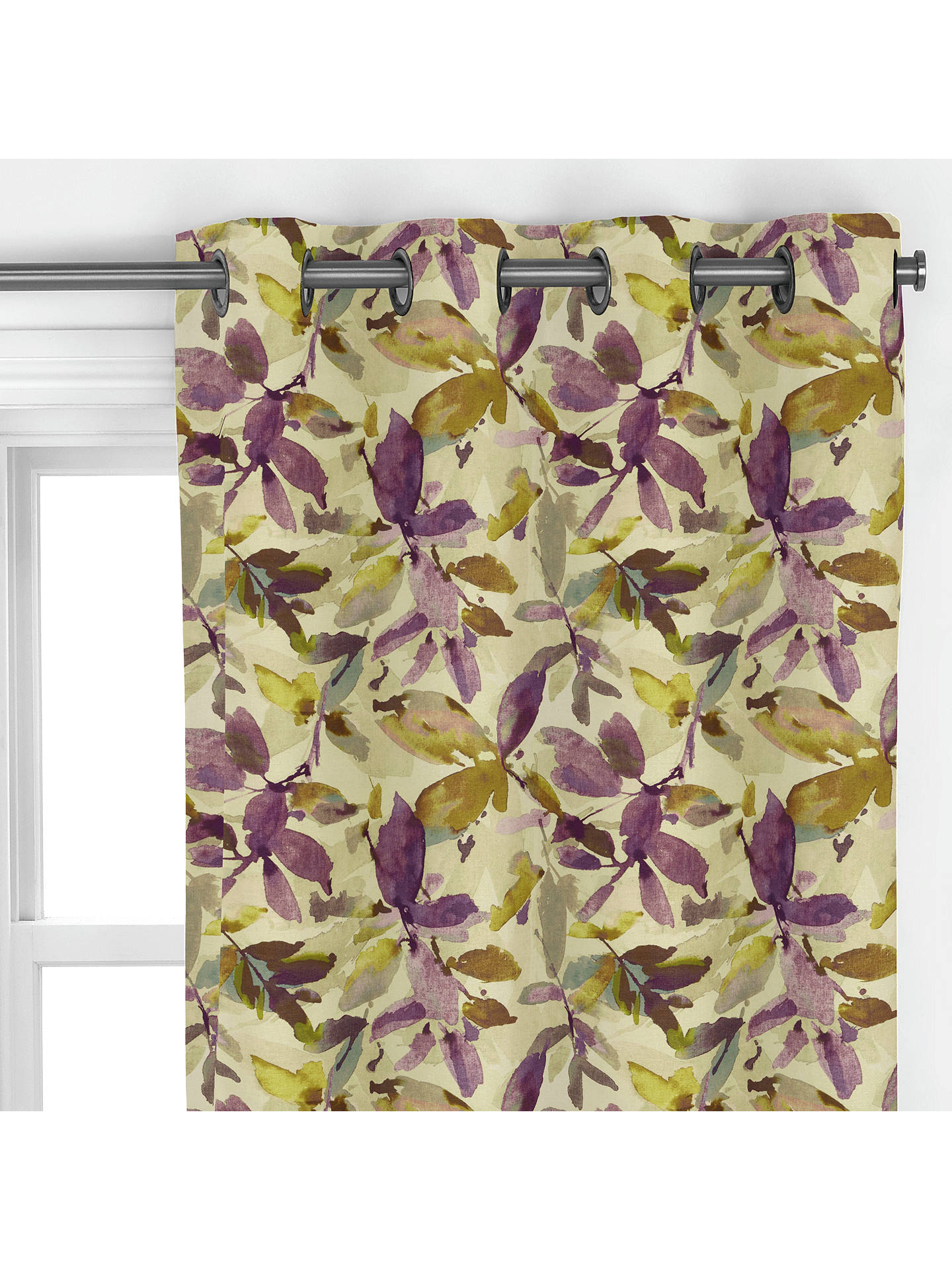 BuyAlexa Curtain, Purple Online at johnlewis.com