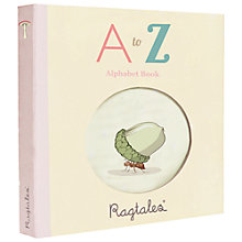 Buy Ragtales A-Z Alphabet Book Online at johnlewis.com
