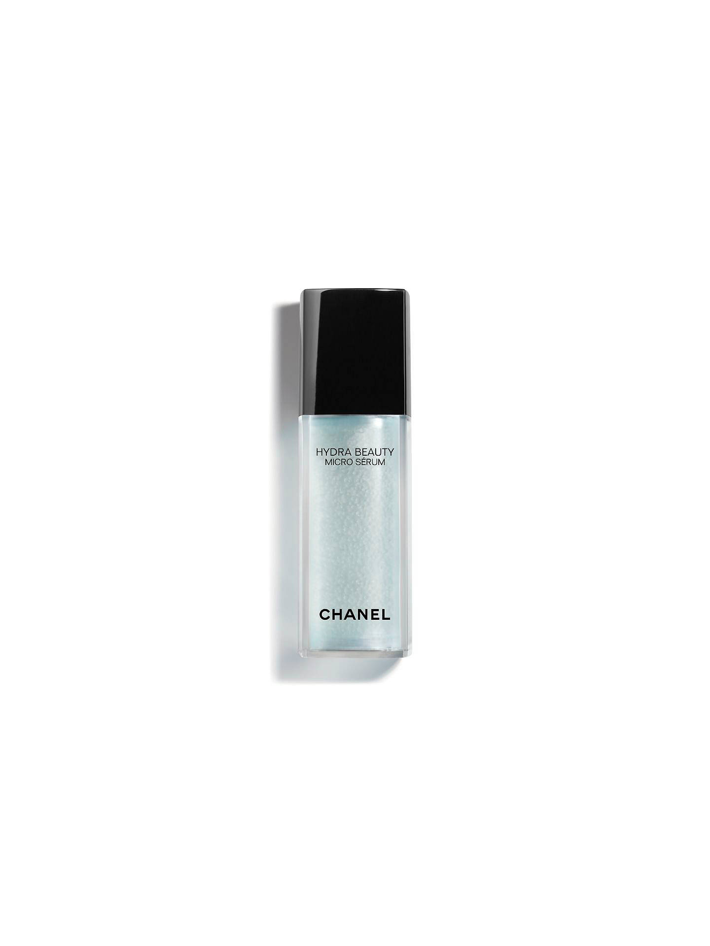 Buy CHANEL Hydra Beauty Micro Sérum Intense Replenishing Hydration, 30ml Online at johnlewis.com