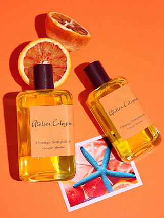Buy Atelier Cologne Orange Sanguine Cologne Absolue, 100ml Online at johnlewis.com