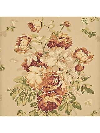 Mulberry Home Garden Peony Wallpaper
