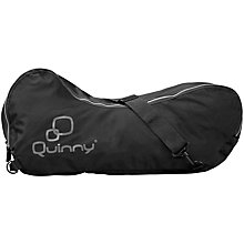 Buy Quinny Zapp2 Xtra Travel Bag, Black Online at johnlewis.com
