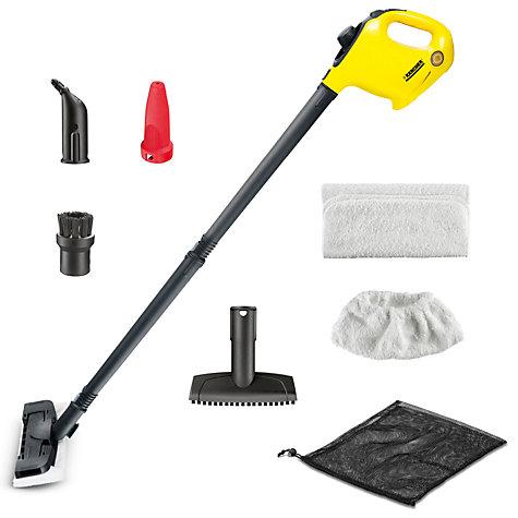 buy k rcher sc1 premium with floor kit steam stick steam cleaner john lewis. Black Bedroom Furniture Sets. Home Design Ideas