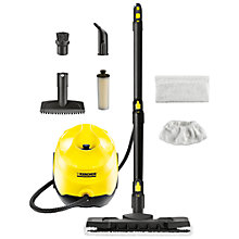 Buy Kärcher SC3 Continuous Steam Cleaner With Built In Descaling Filter Online at johnlewis.com