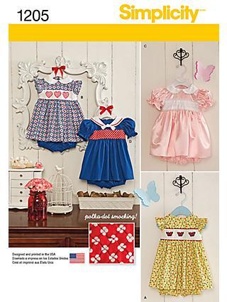 Dresses | Sewing Patterns | John Lewis & Partners