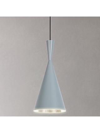 Tom Dixon Beat Tall Ceiling Pendant Light