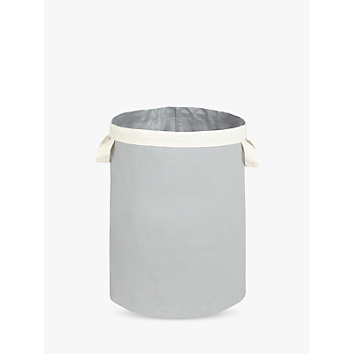 House by John Lewis Pop-up Round Laundry Hamper