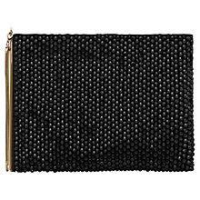 Buy Reiss Cindy Embellished Zip Pouch Online at johnlewis.com