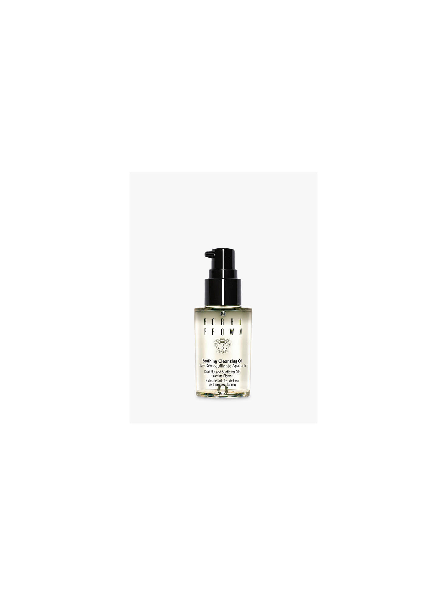 BuyBobbi Brown Soothing Cleansing Oil, 30ml Online at johnlewis.com