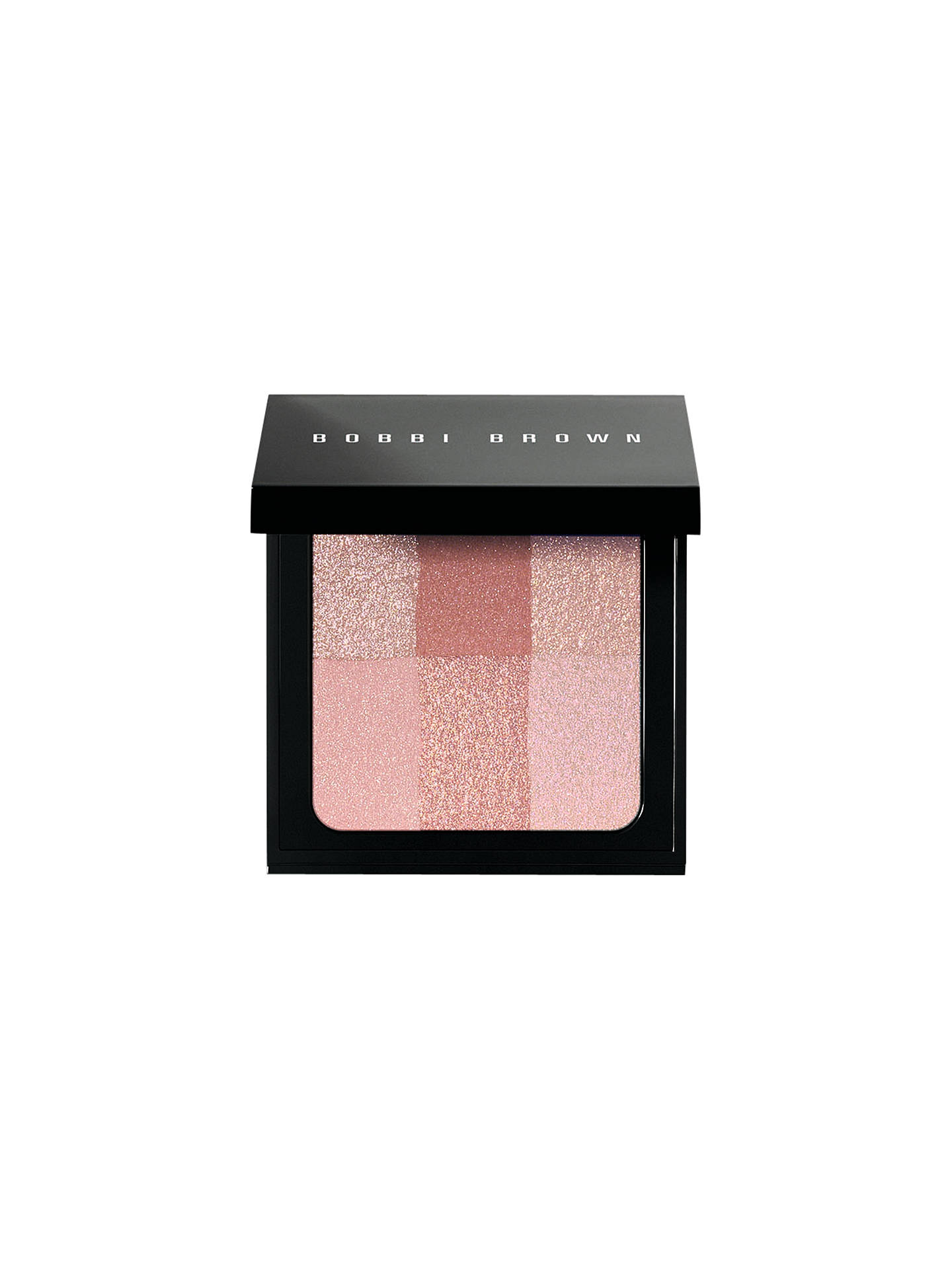 Buy Bobbi Brown Brightening Brick, Pink Online at johnlewis.com