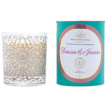Buy Kew Gardens Damson and Jasmine Candle Online at johnlewis.com