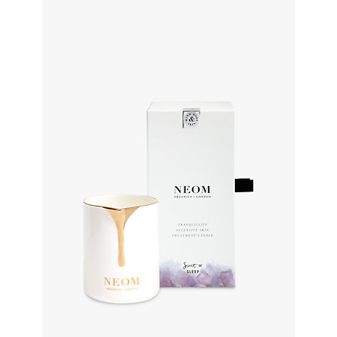 Buy Neom Organics London Tranquility Skin Treatment Candle Online at johnlewis.com