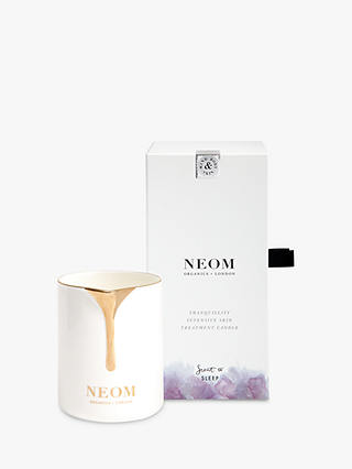 Buy Neom Organics London Tranquility Skin Treatment Scented Candle, 314g Online at johnlewis.com