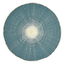 Buy John Lewis Fusion Placemats, Set of 2, Agate Green Online at johnlewis.com