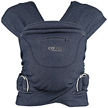 Buy Close Parent Caboo+ Organic Baby Carrier Online at johnlewis.com