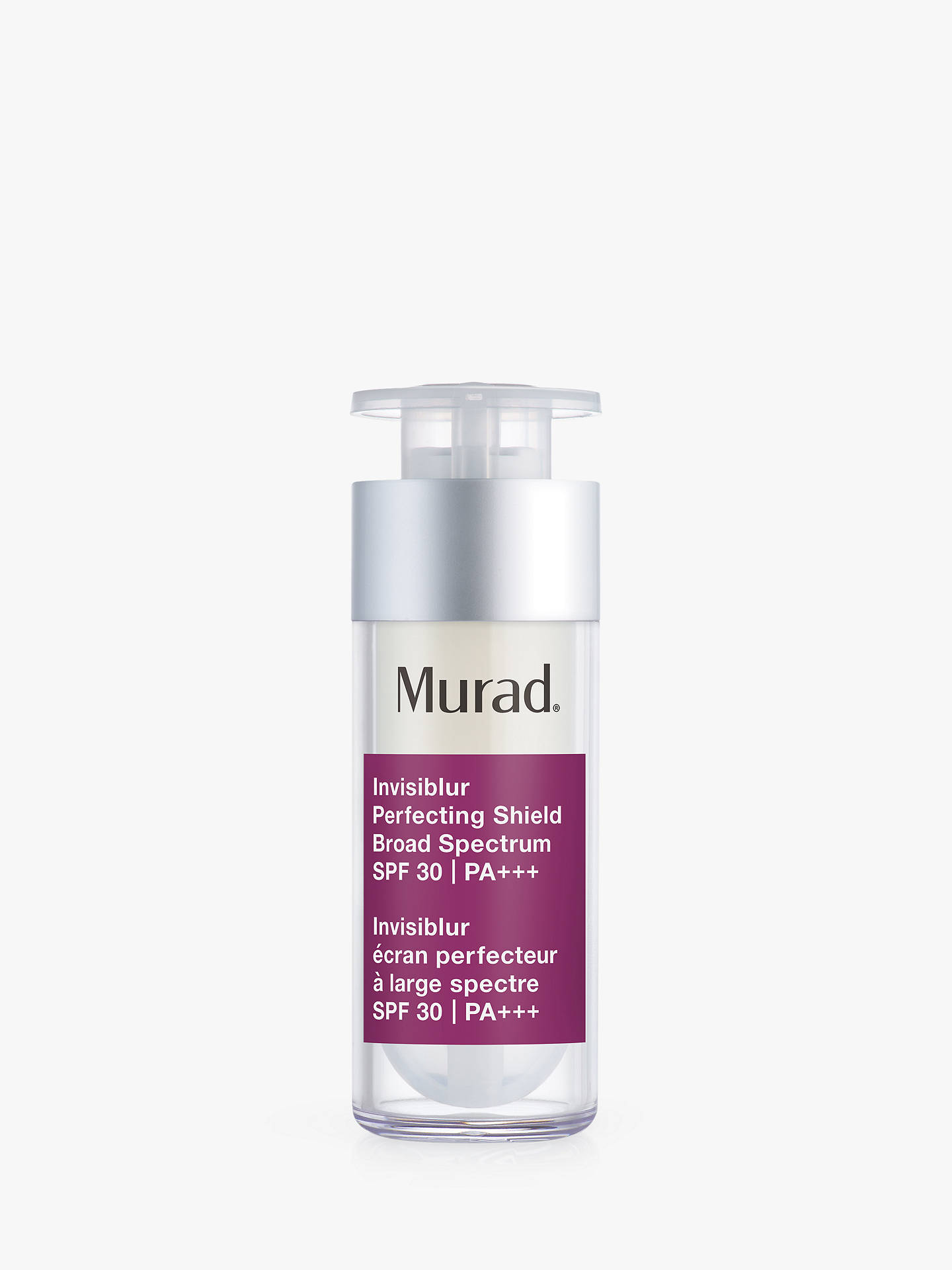BuyMurad Invisiblur SPF30, 30ml Online at johnlewis.com