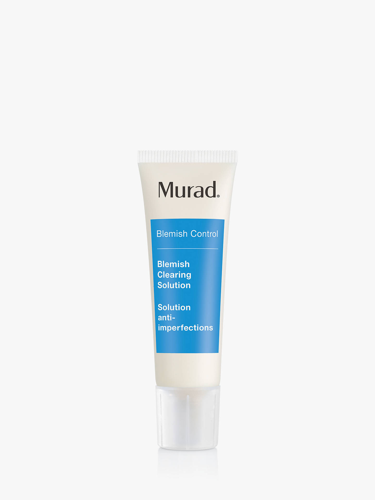 BuyMurad Blemish Clearing Solution, 50ml Online at johnlewis.com