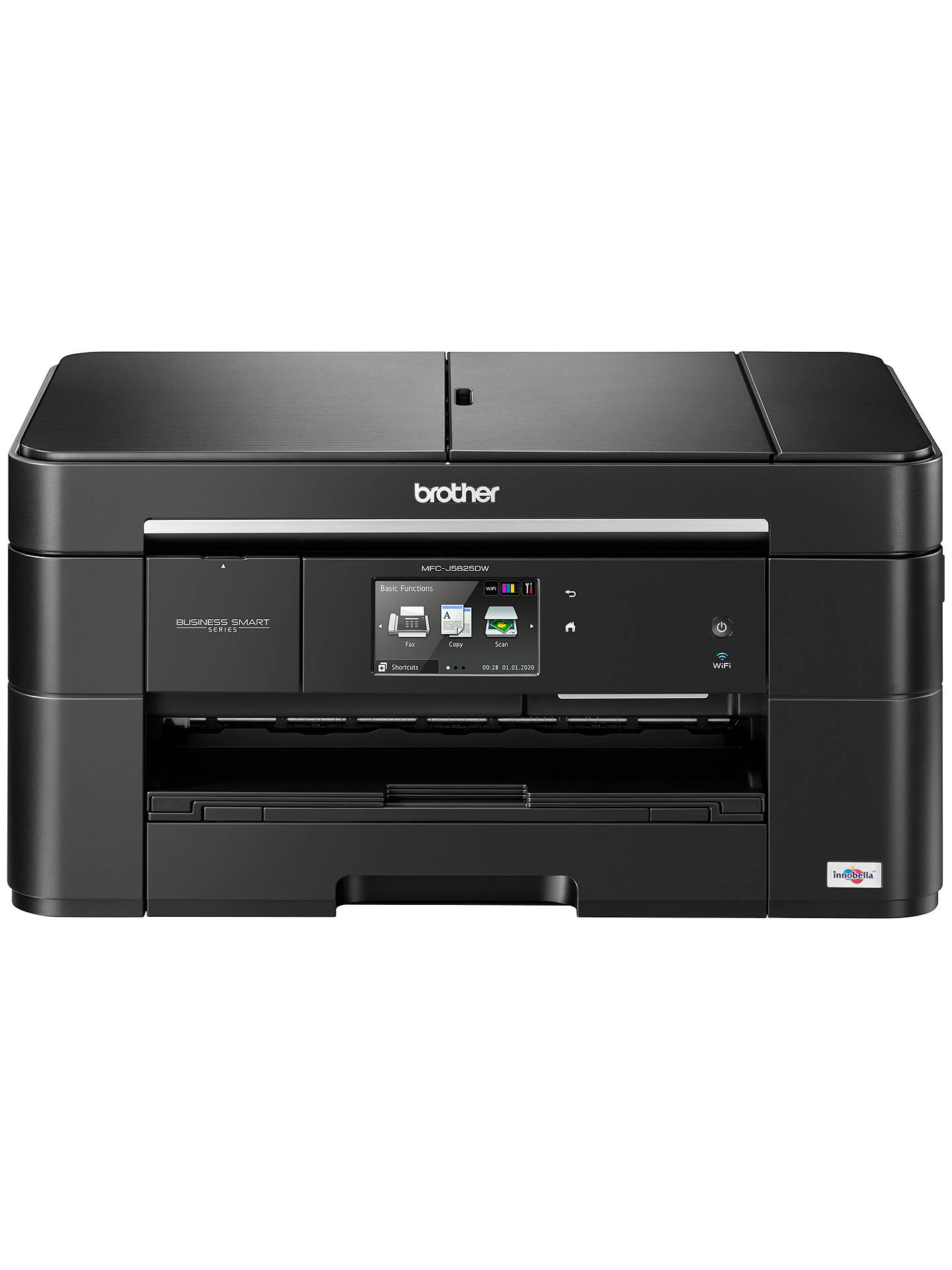 Brother MFC-J5625DW Wireless All-in-One A3 Colour Inkjet Printer & Fax  Machine