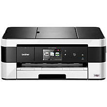 Buy Brother MFC-J4625DW Wireless All-in-One A3 Colour Inkjet Printer & Fax Machine Online at johnlewis.com