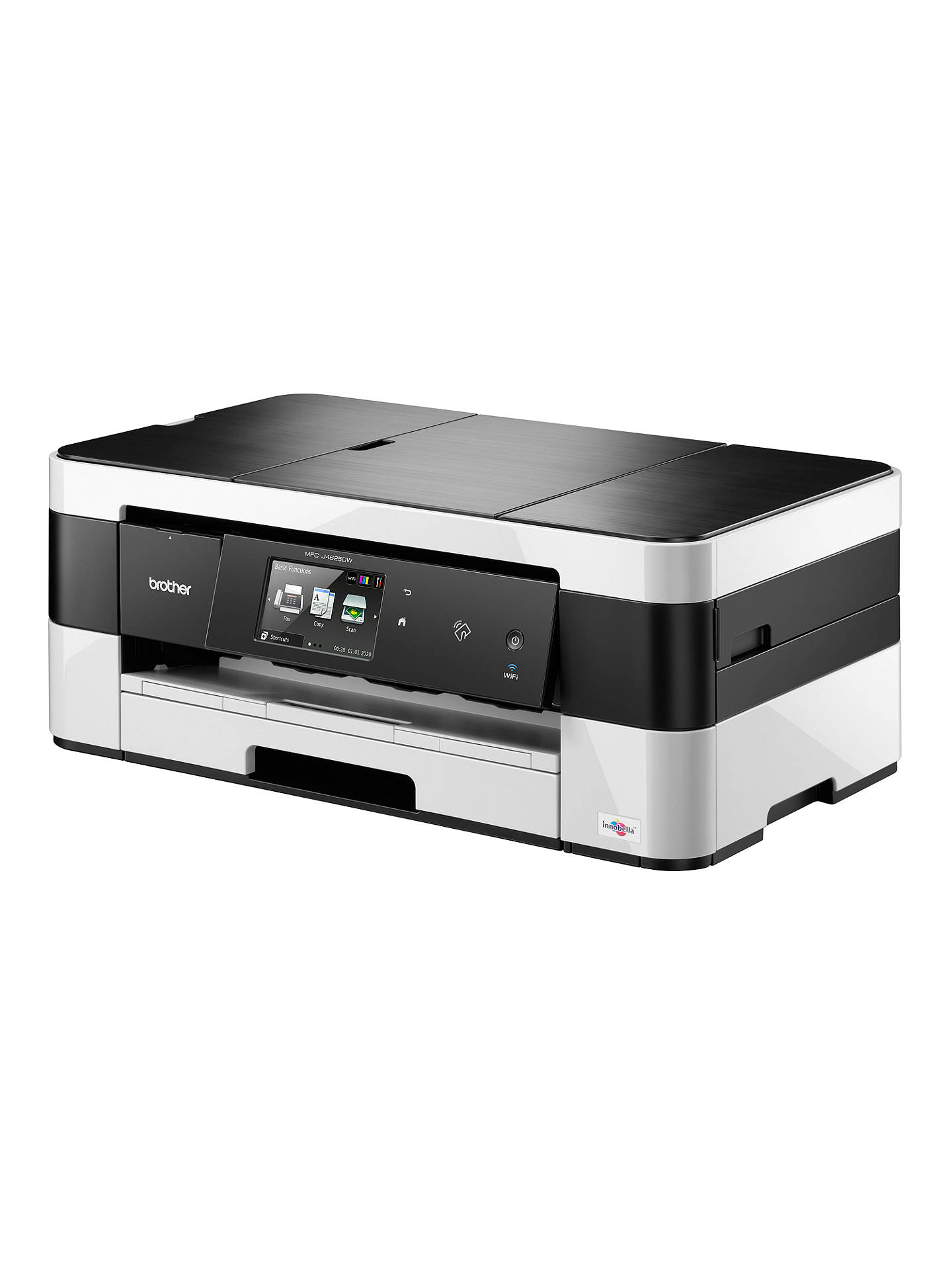 BuyBrother MFC-J4625DW Wireless All-in-One A3 Colour Inkjet Printer & Fax Machine Online at johnlewis.com