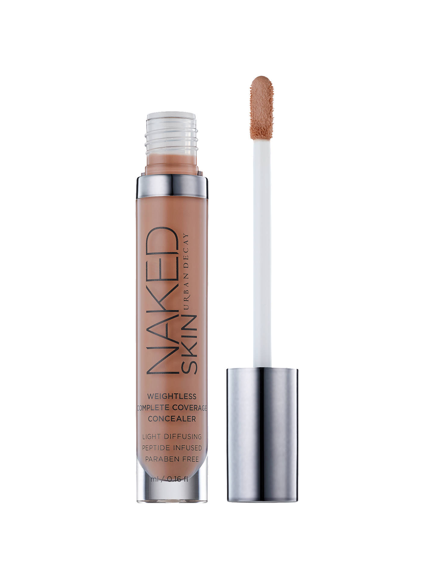 REVIEW: Urban Decay Naked Skin Concealer   taken by surprise
