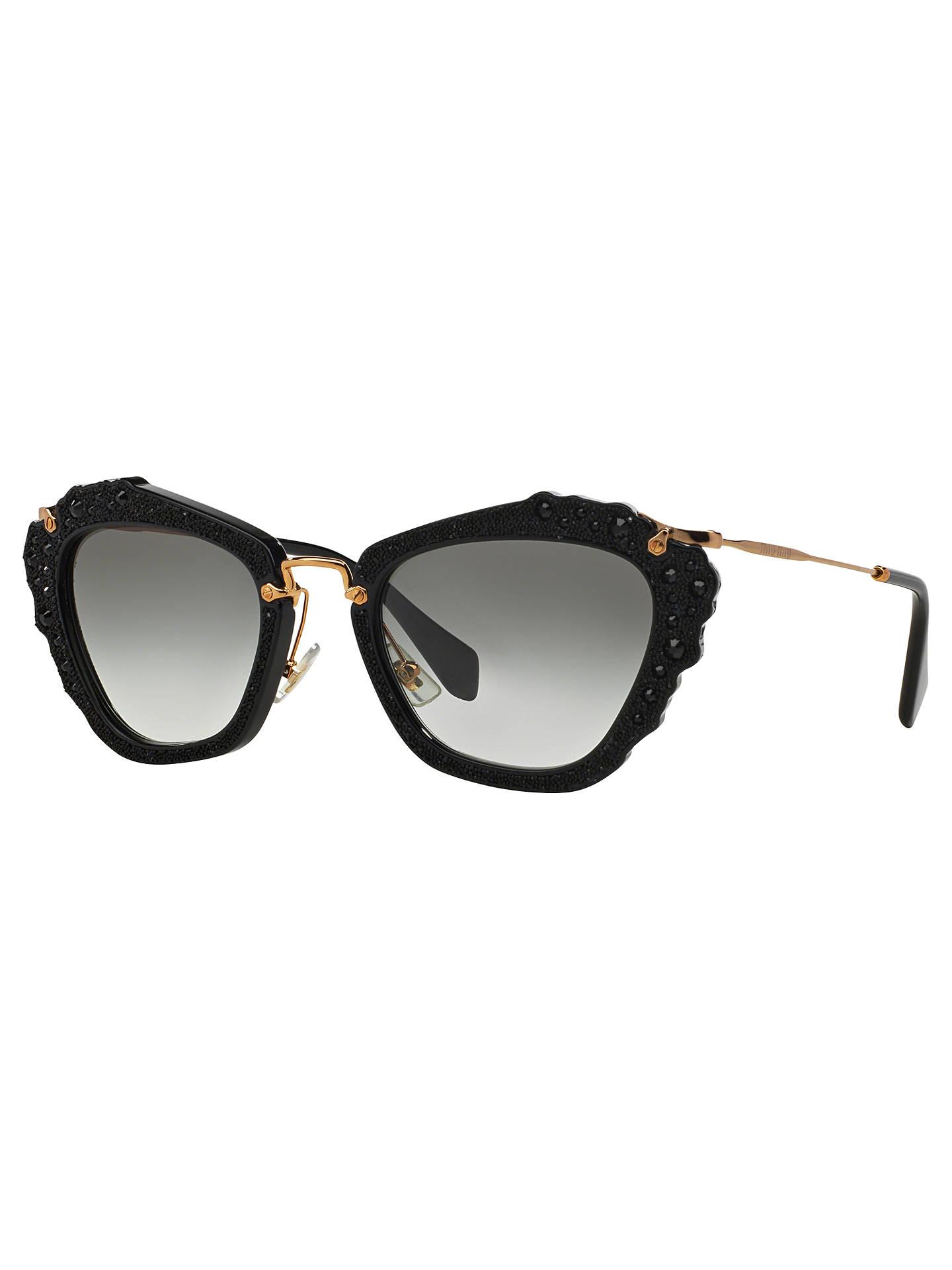 d1c43faad12b Buy Miu Miu MU04QS Cat s Eye Sunglasses