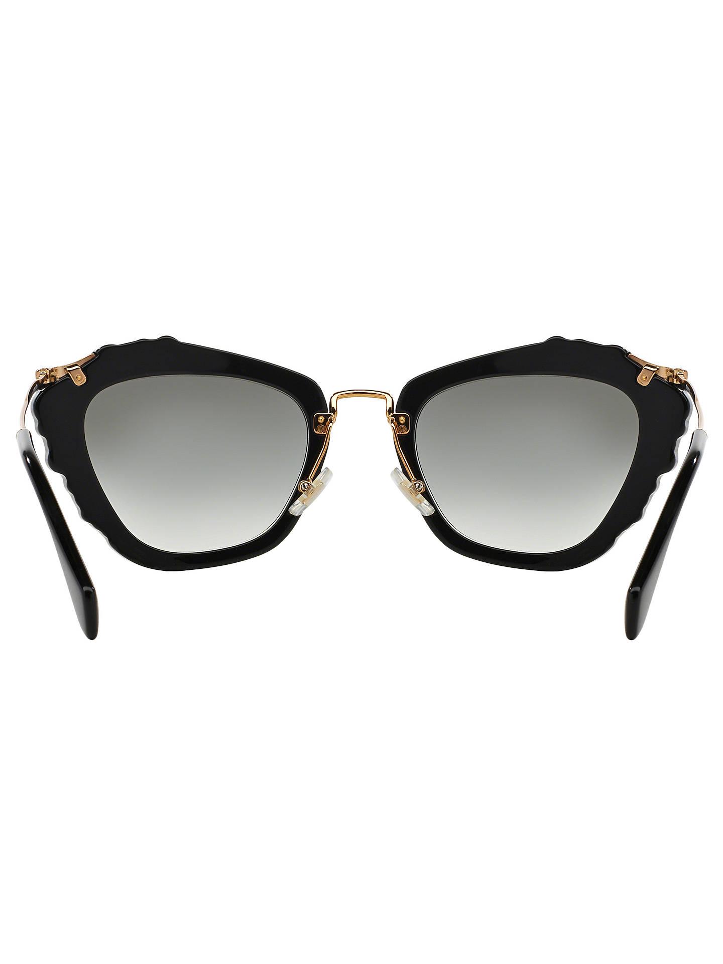 1921ee1660e5 ... Buy Miu Miu MU04QS Cat s Eye Sunglasses