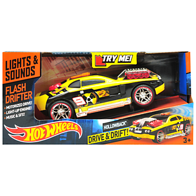 Hot Wheels Flash Drifter Racer, Assorted