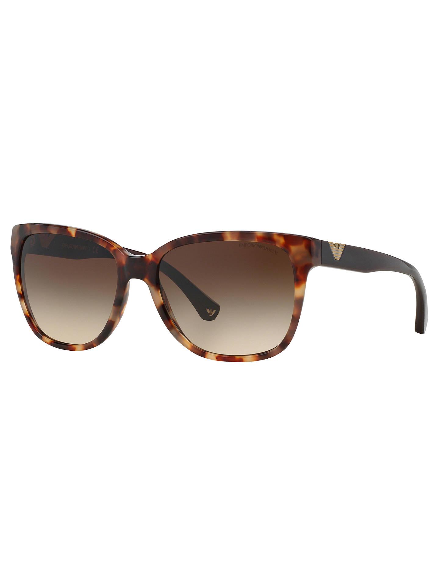 b070d16bd8 Buy Emporio Armani EA4038 Cat s Eye Sunglasses