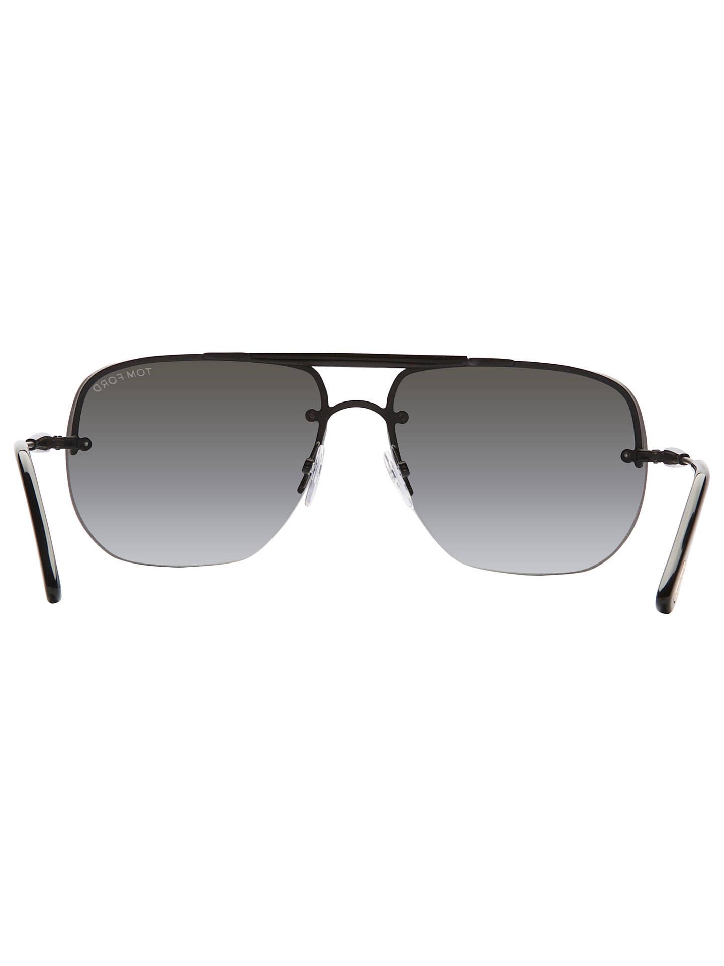 acefdf3a36768 TOM FORD FT0380 Nils Aviator Sunglasses at John Lewis   Partners