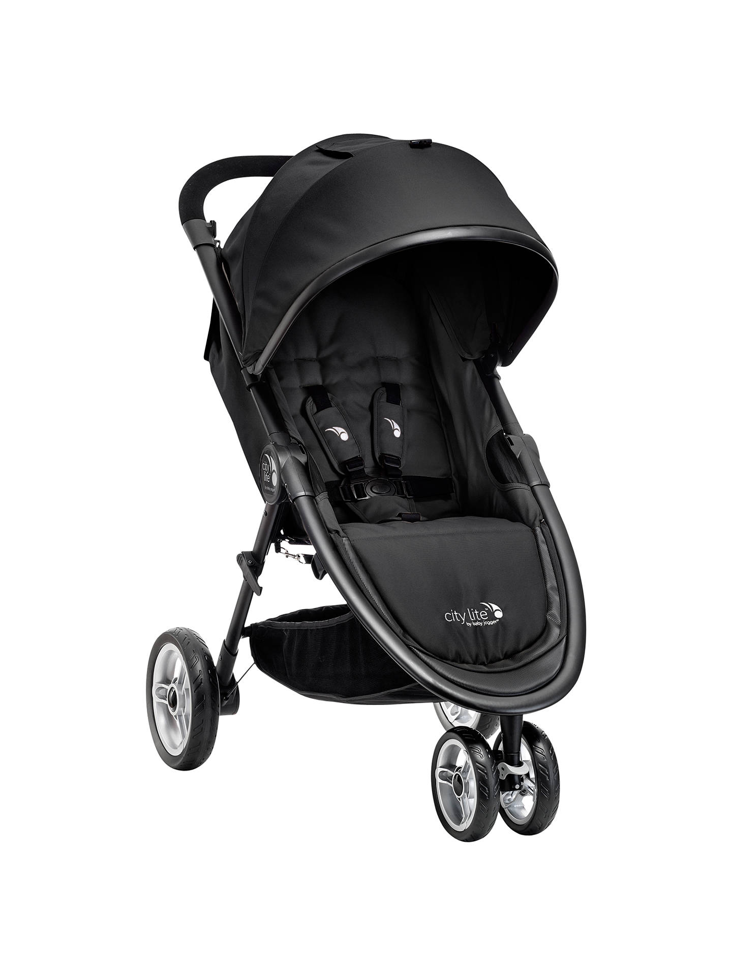 Baby Jogger City Lite Pushchair Black