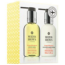Buy Molton Brown Mini Orange & Bergamont Duo, 2 x 100ml Online at johnlewis.com