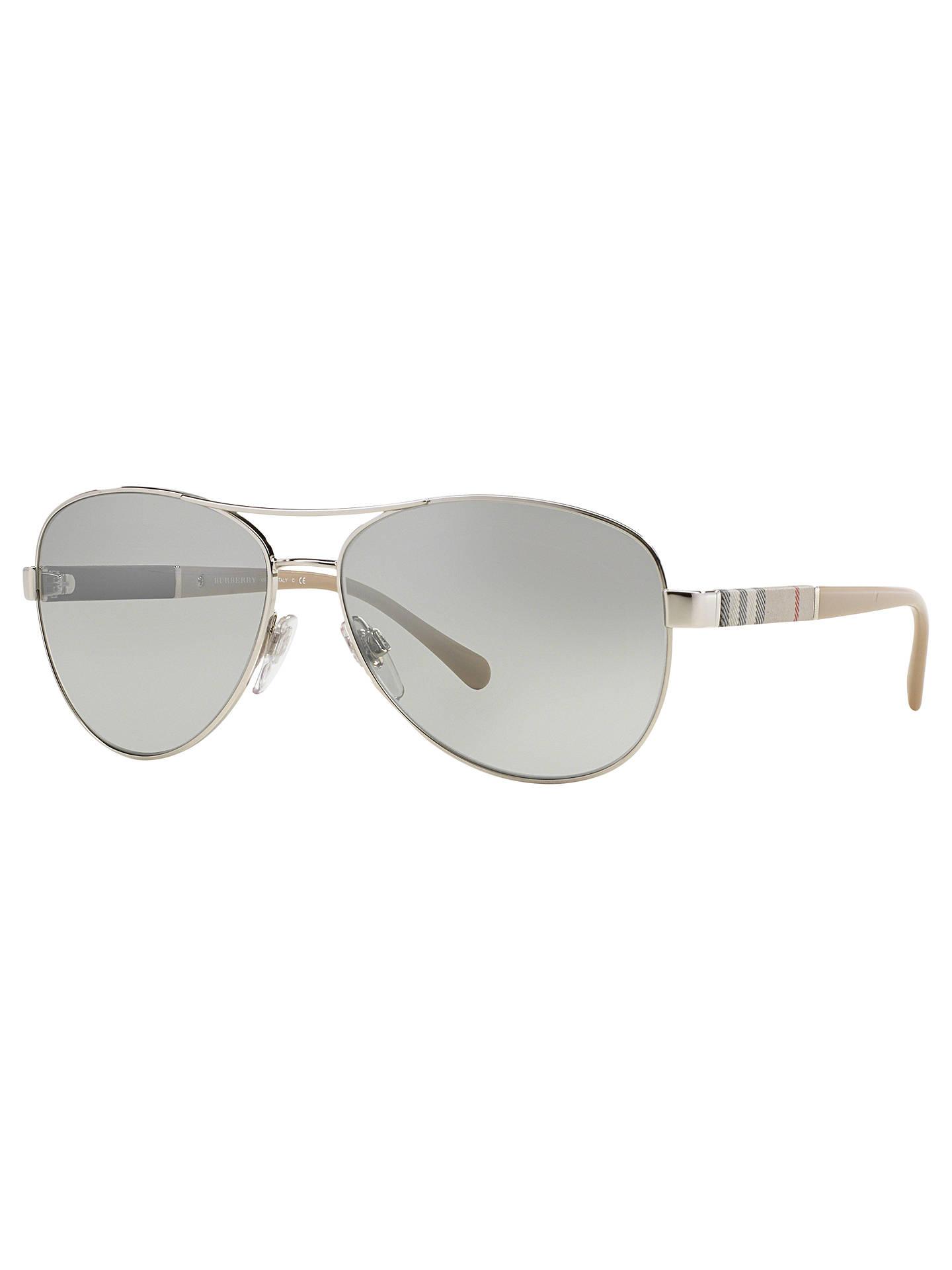 c47da9f309f Buy Burberry BE3080 Pilot Sunglasses