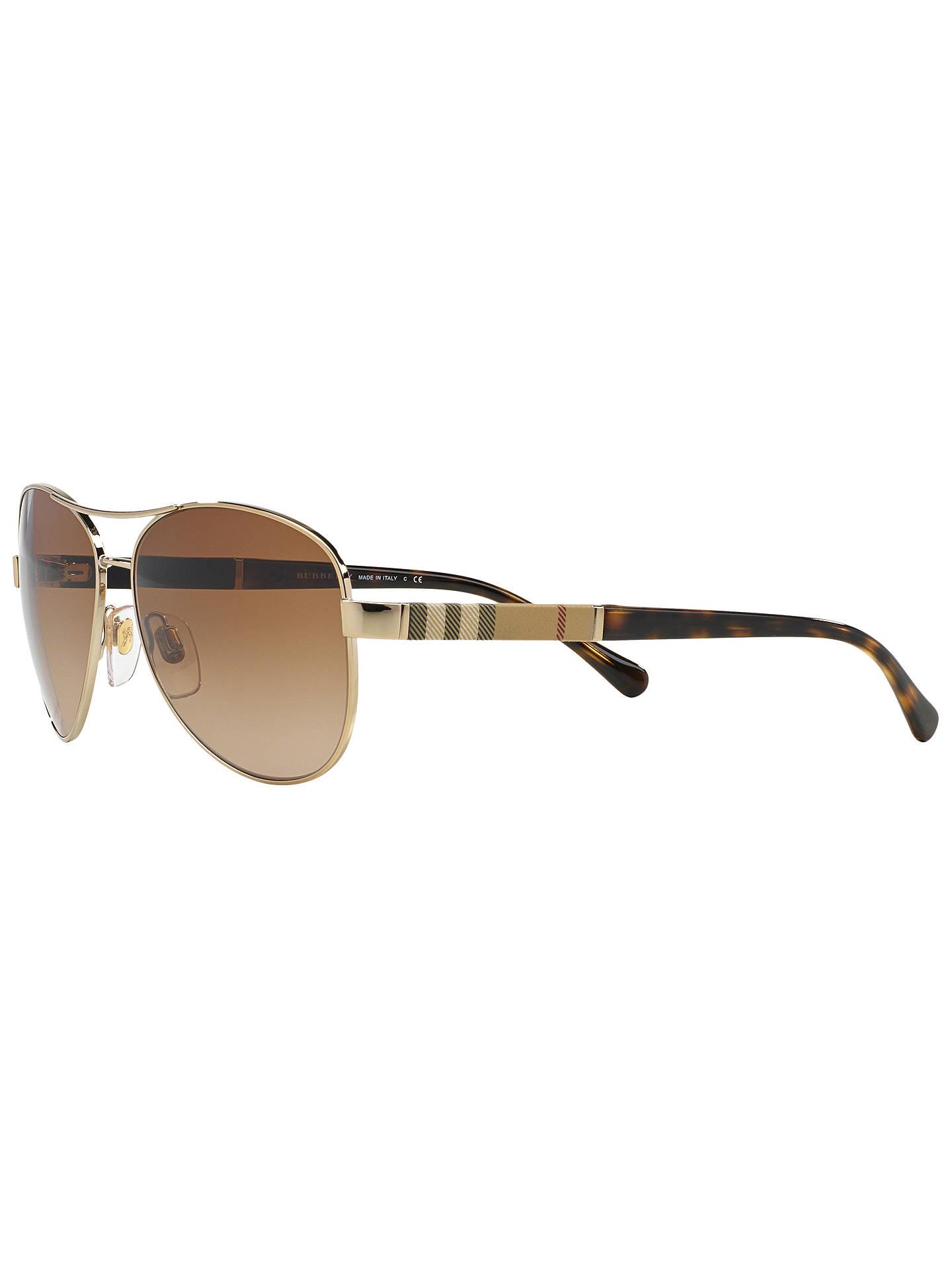 7873a81ad70ed ... Buy Burberry BE3080 Pilot Sunglasses
