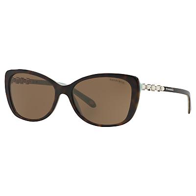 Tiffany & Co TF4103HB Cat's Eye Sunglasses