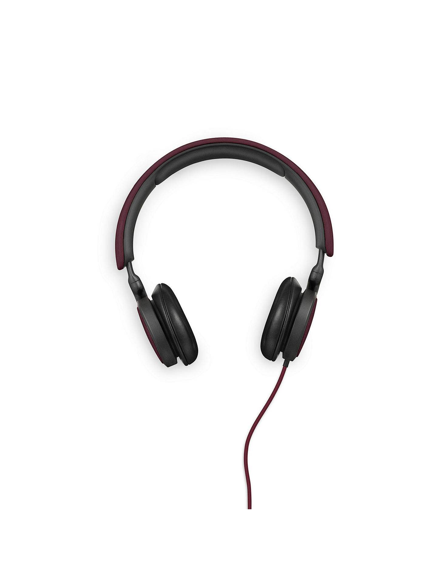 Bang & Olufsen Beoplay H2 On-Ear Headphones with Mic