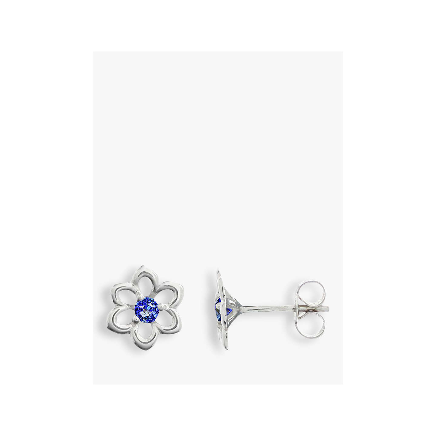queue white stud strand studs pave stone and products diamond flower